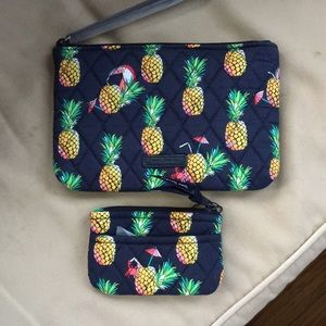 Vera Bradley quilted toucan party bundle